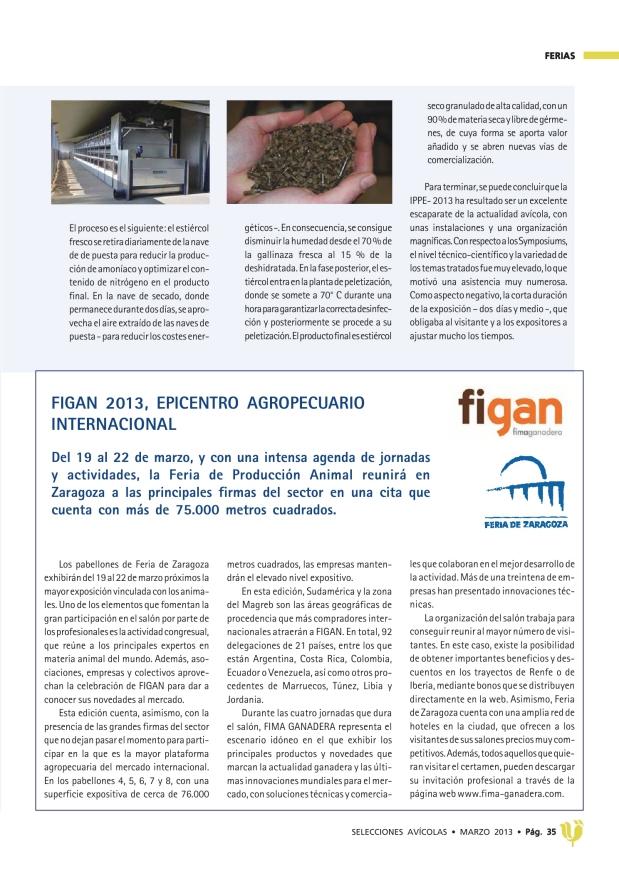 FIGAN 2013, epicentro agropecuario internacional