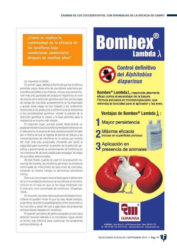 Quimunsa - Bombex Lambda