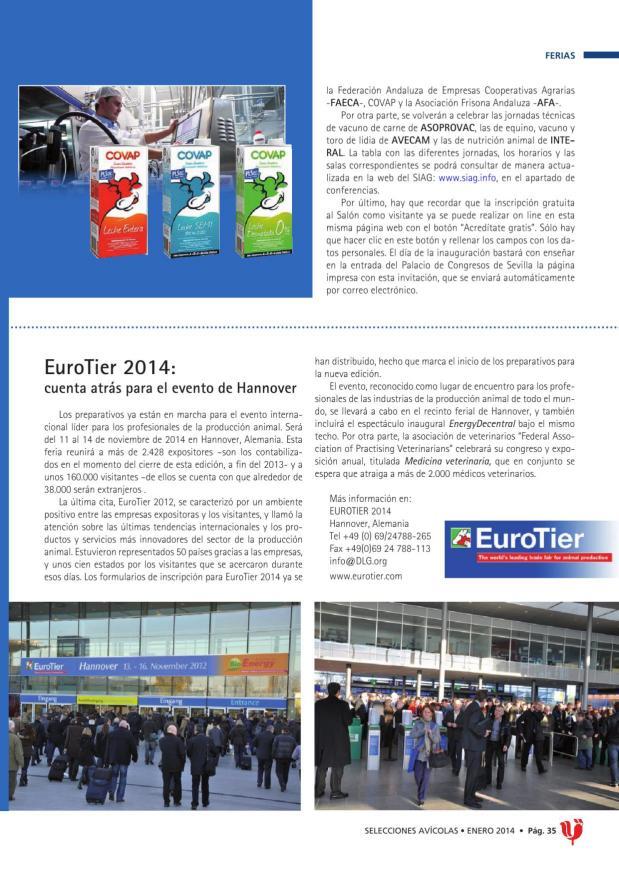 EuroTier 2014