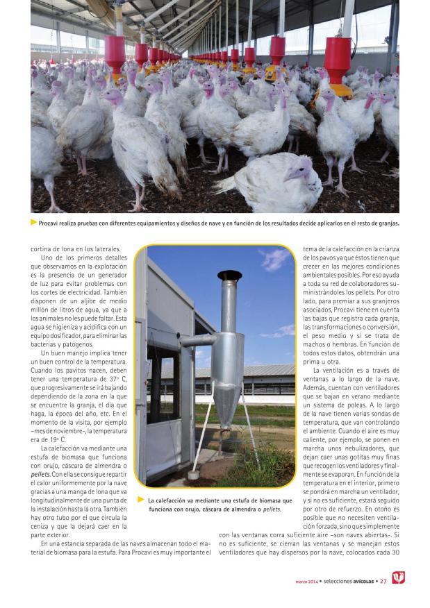 Prevalencia y estacionalidad de Campylobacter termófilos en granjas de pollos de engorde de Cataluña