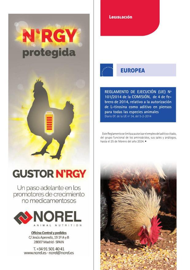 Reglamento de Ejecución (UE) Nº 101/2014 de la Comisión, de 4 de febrero de 2014
