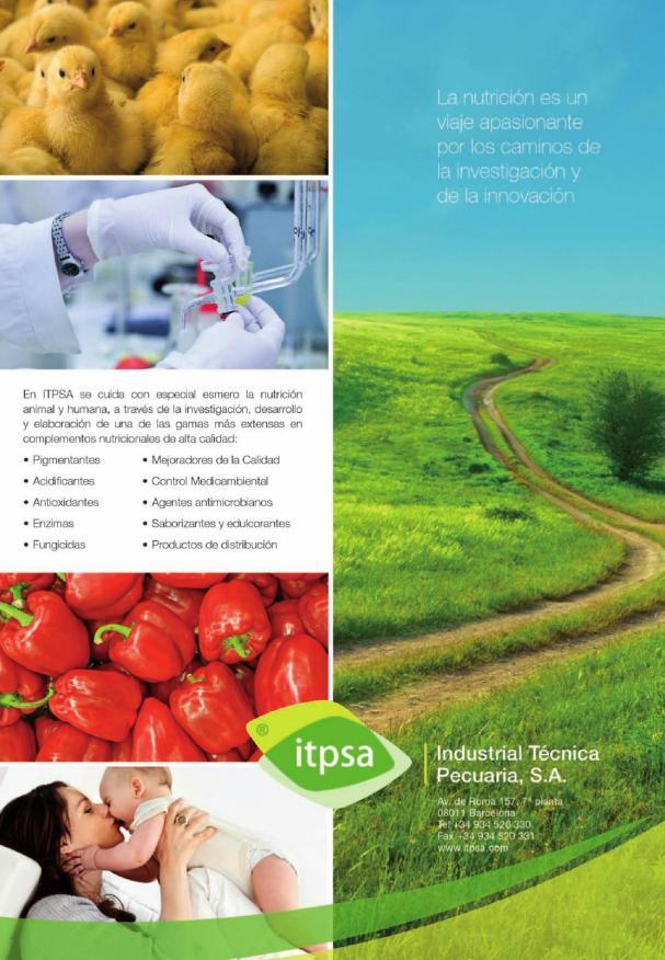 ITPSA - Nutrición animal y humana