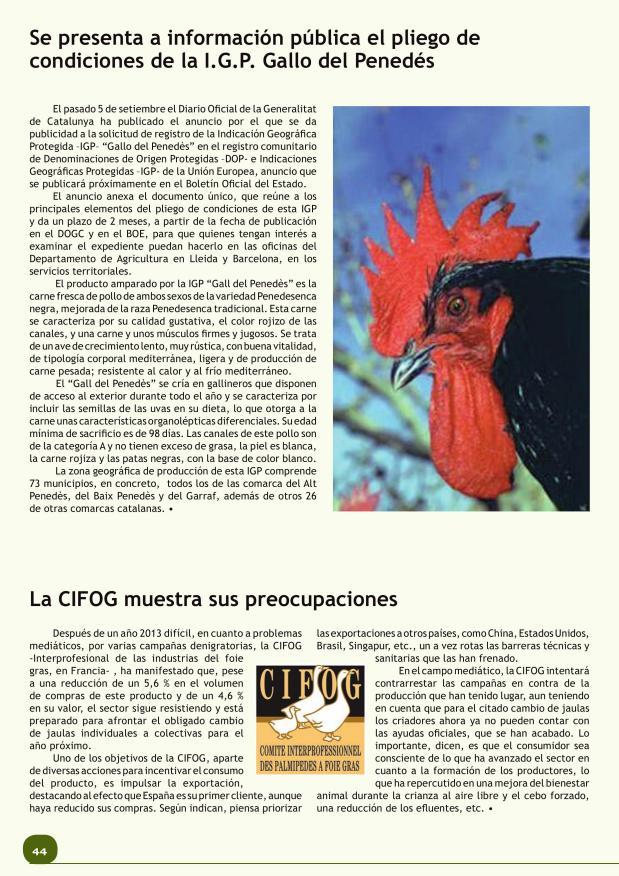 La CIFOG muestra sus preocupaciones