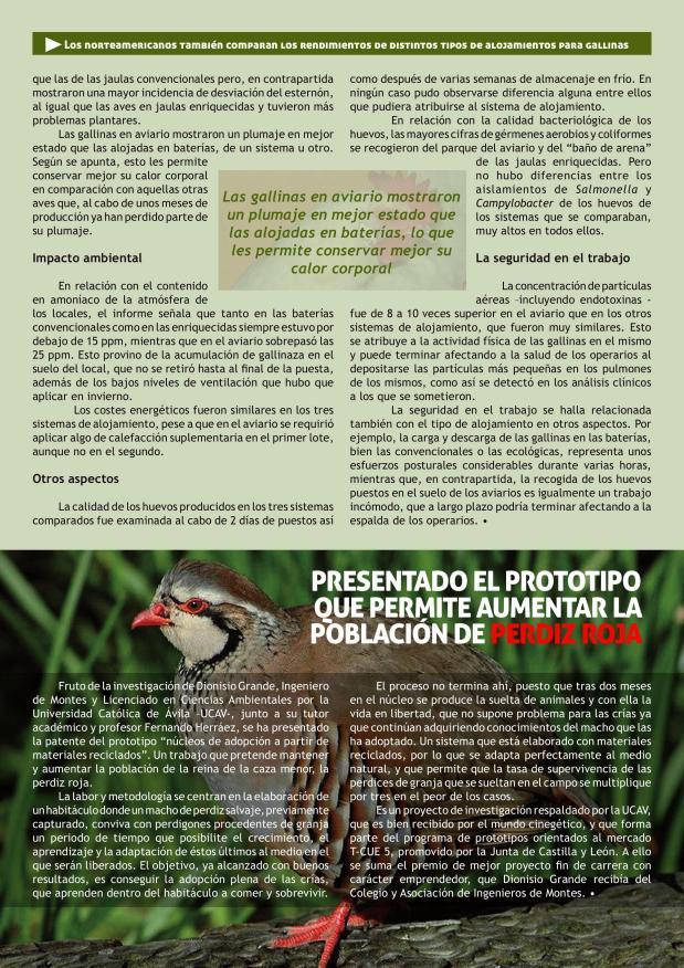 Presentado el prototipo que permite aumentar la población de perdiz roja
