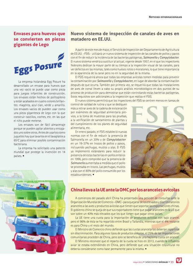 Envases para huevos que se convierten en piezas gigantes de Lego