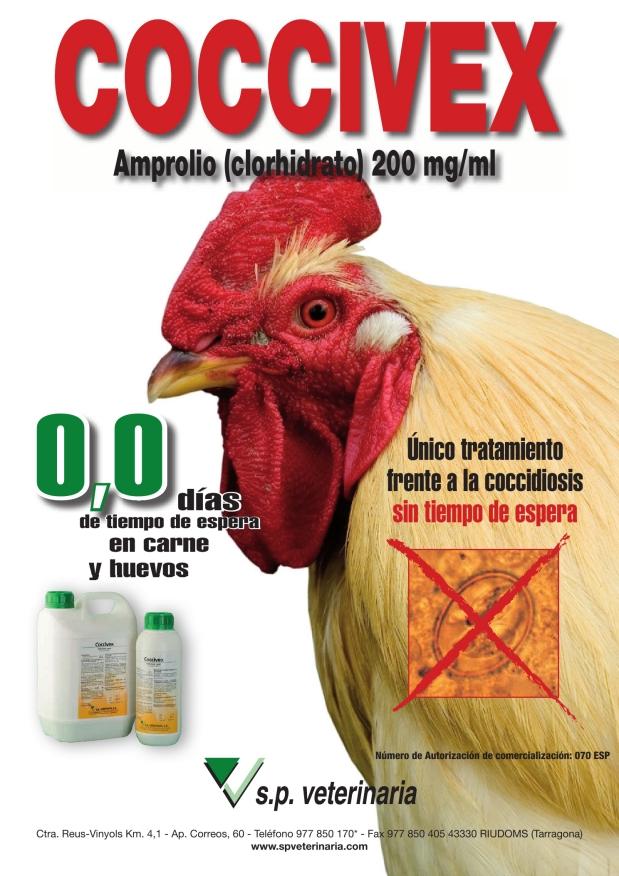 SP Veterinaria Coccivex