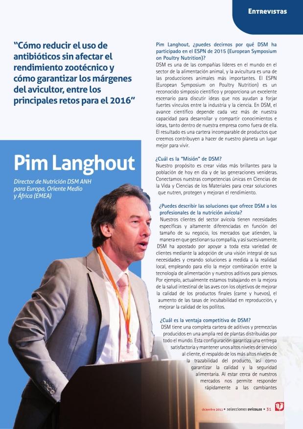 Pim Langhout