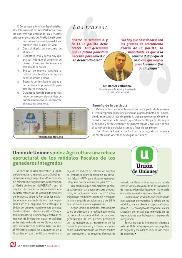 Unión de Uniones pide a Agricultura una rebaja estructural de los módulos fiscales de los ganaderos integrados