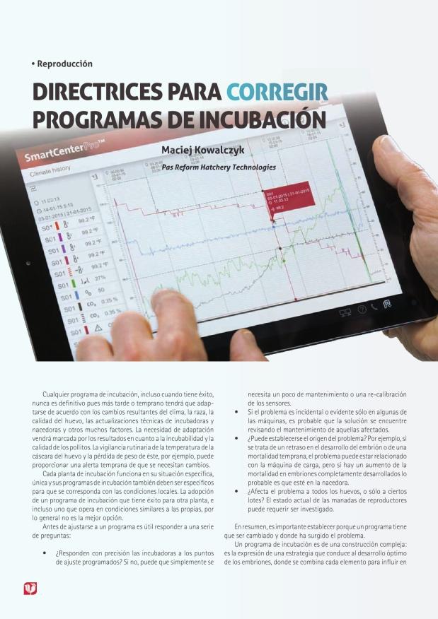 Revista Selecciones Avicolas