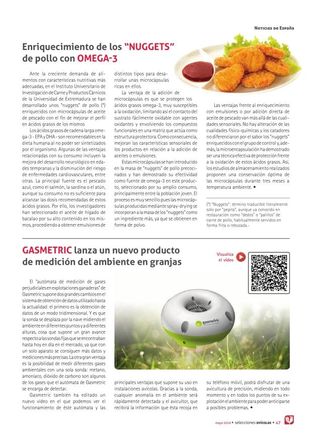 Gasmetric lanza un nuevo producto de medición del ambiente en granjas