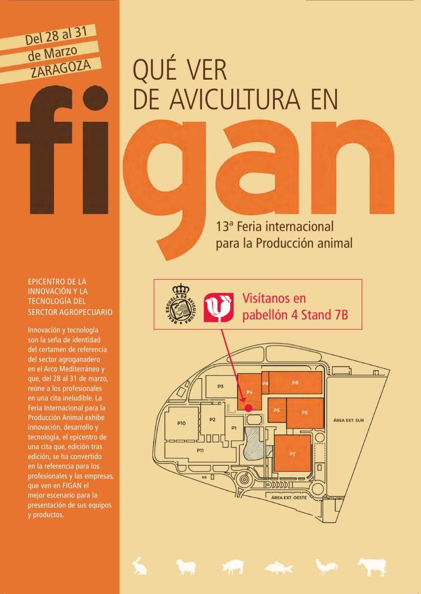 qué ver  de avicultura en FIGAN