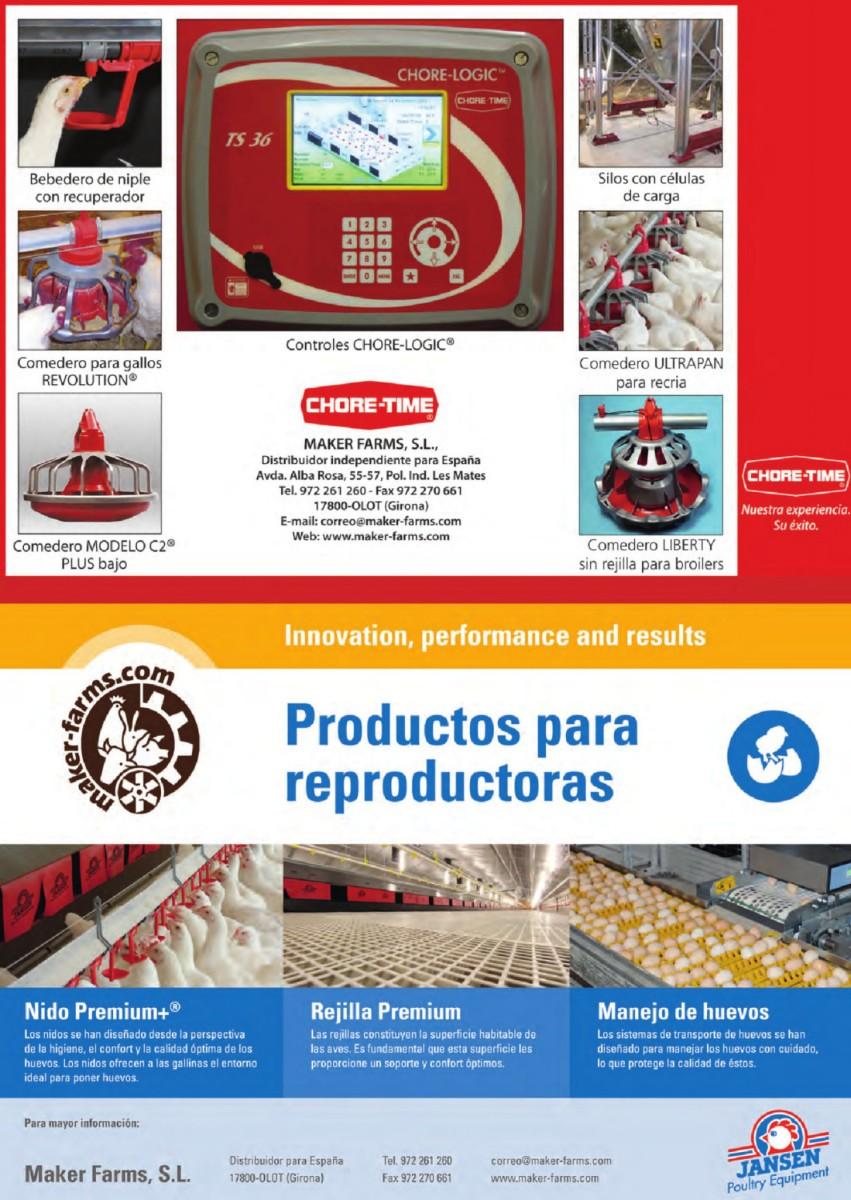 Publicidad Maker Farms