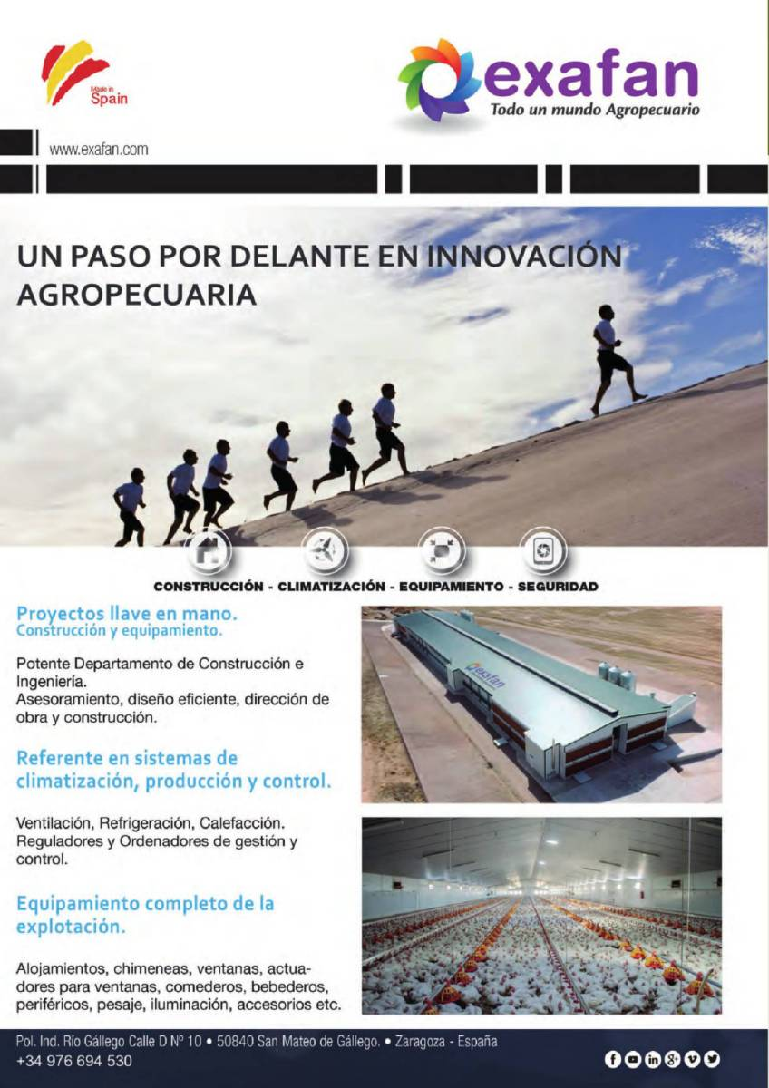 Publicidad EXAFAN