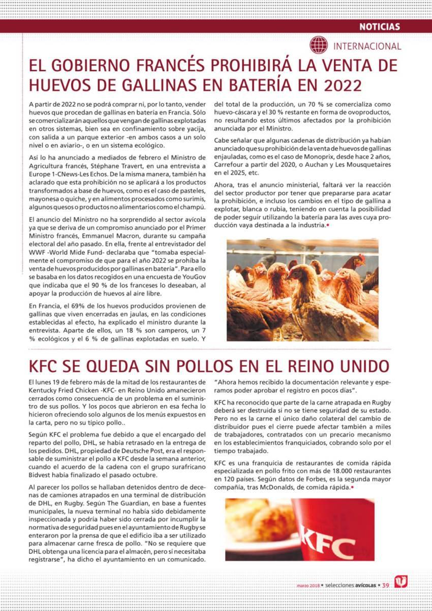 KFC SE QUEDA SIN POLLOS EN EL REINO UNIDO
