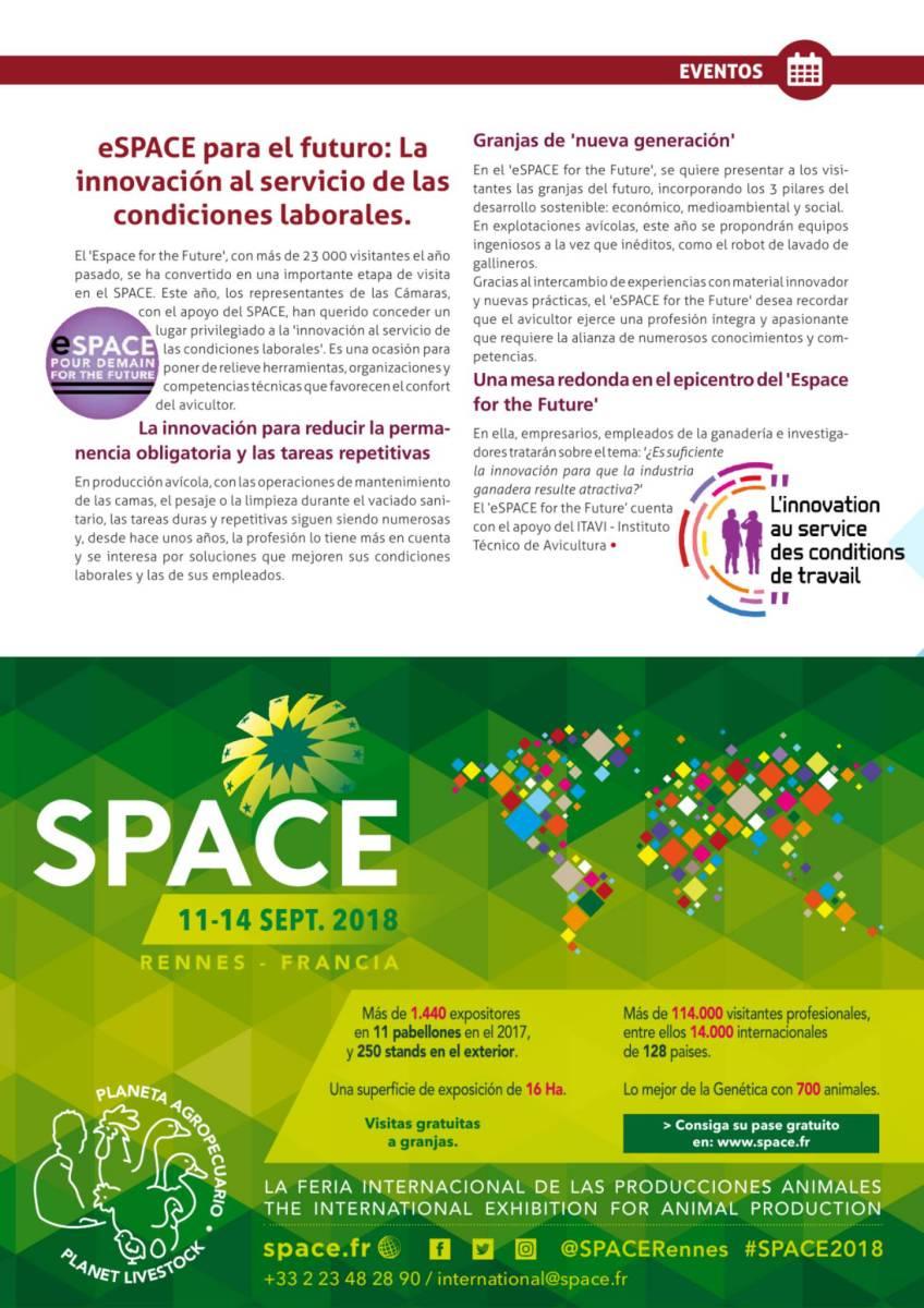eSPACE para el futuro: La innovación al servicio de las condiciones laborales.
