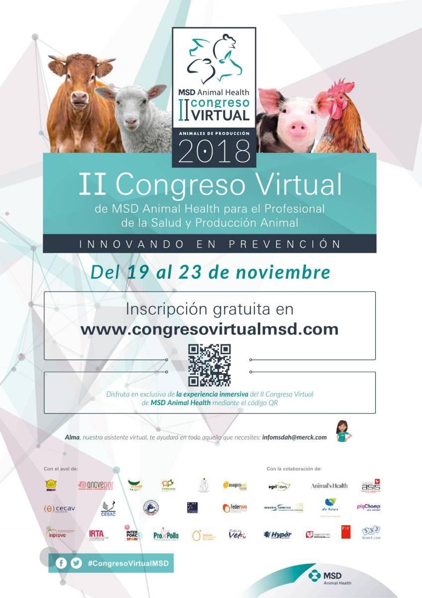 Publicidad MSD Congreso Virtual