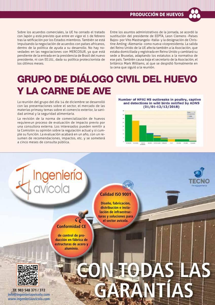 GRUPO DE DIÁLOGO CIVIL DEL HUEVO Y LA CARNE DE AVE