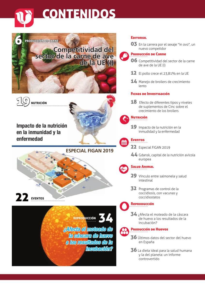 Sumario Selecciones Avícolas Febrero 2019