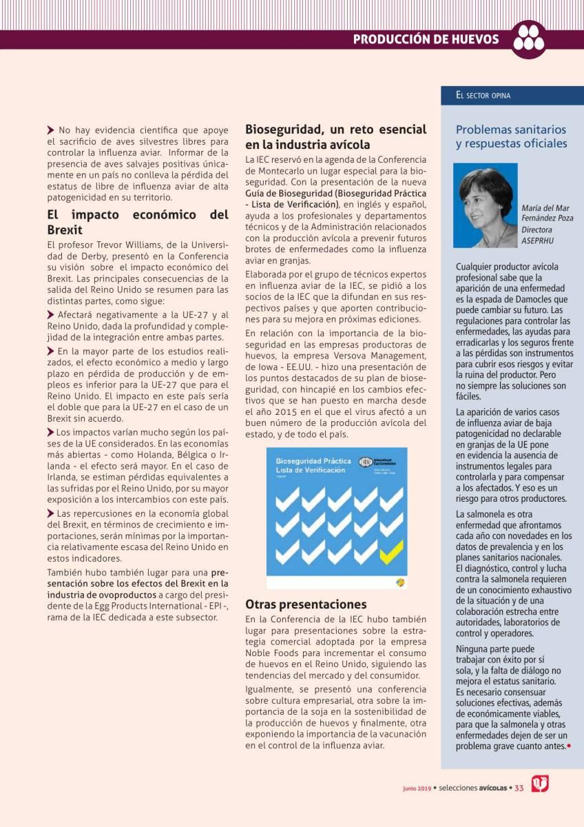Opinión: Problemas sanitarios y retos oficiales