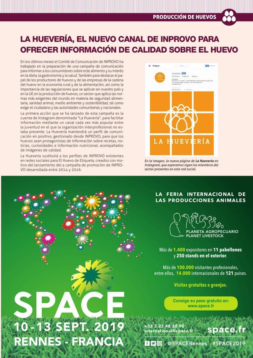 LA HUEVERÍA, el nuevo canal de INPROVO para ofrecer información de calidad sobre el huevo