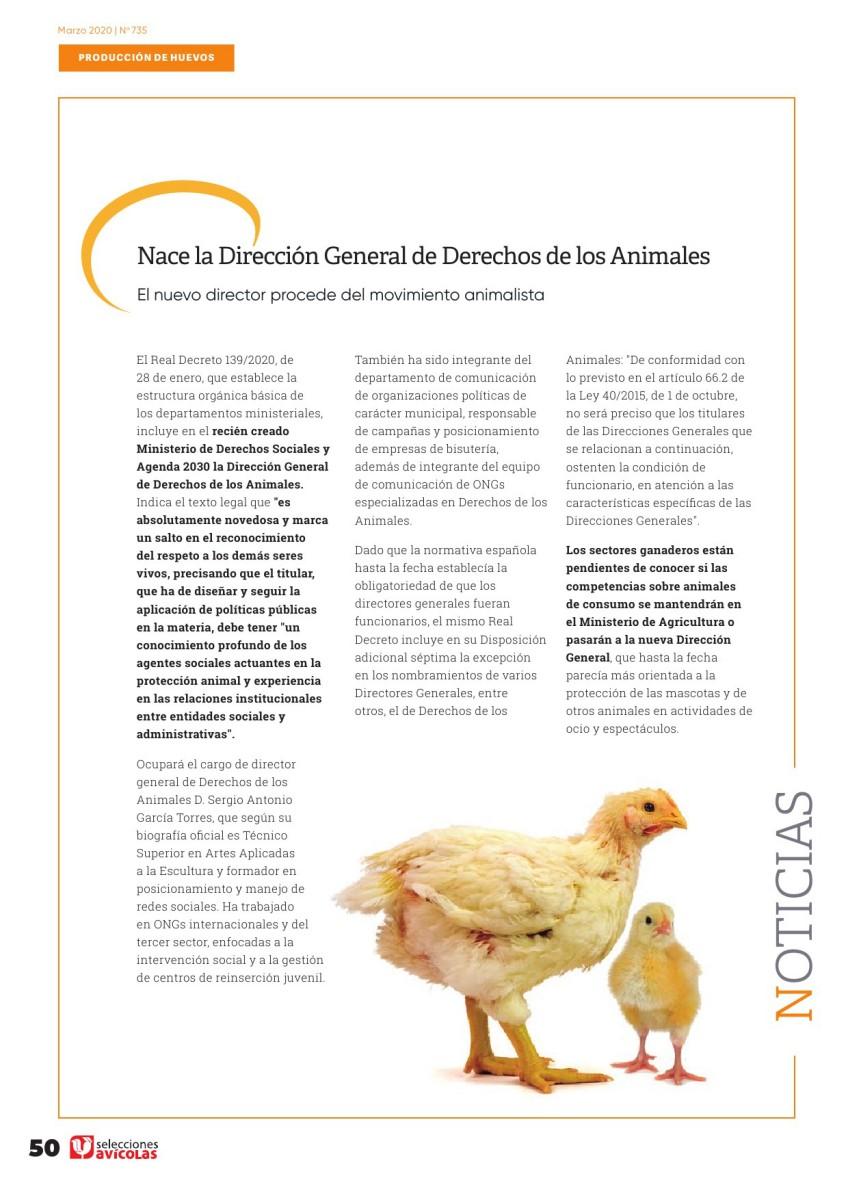 Nace la Dirección General de Derechos de los Animales