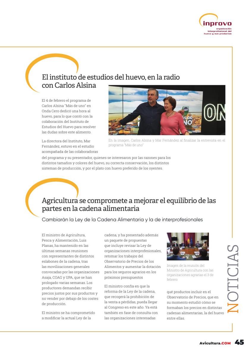 El instituto de estudios del huevo, en la radio con Carlos Alsina