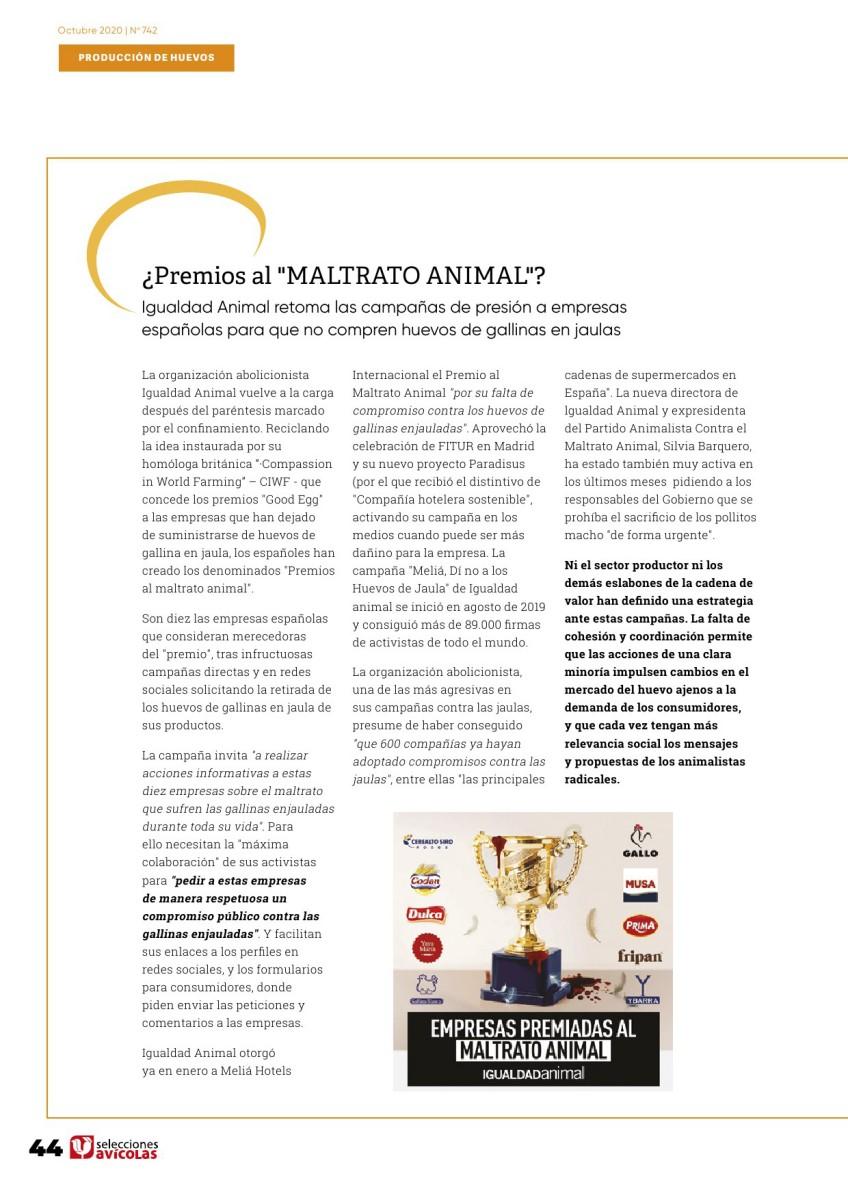 """¿Premios al """"MALTRATO ANIMAL""""?"""