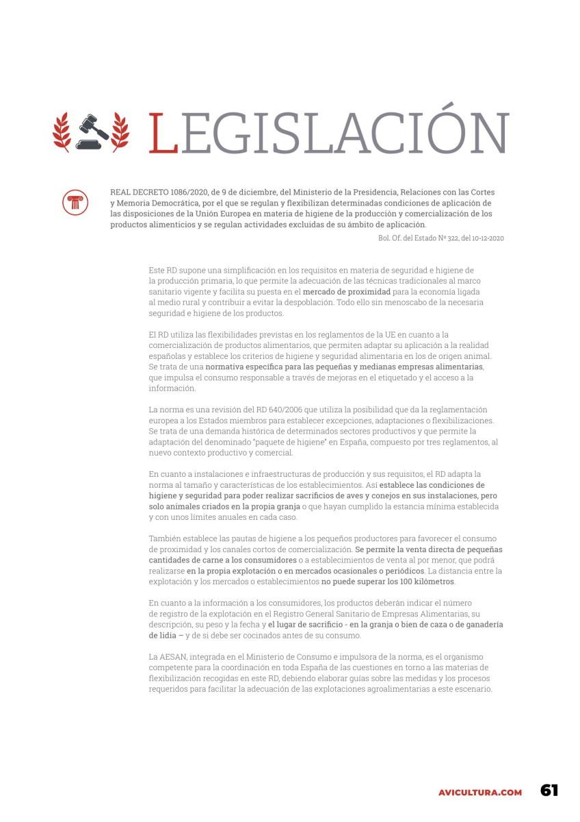 Legislación Enero 2021