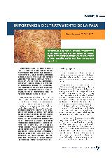 IMPORTANCIA DEL TRATAMIENTO DE LA PAJA