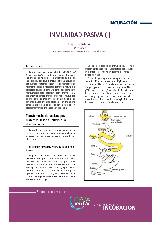 INMUNIDAD PASIVA (I)