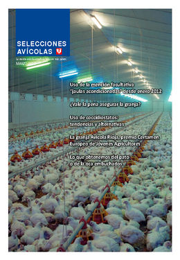 Revista de Marzo de 2013