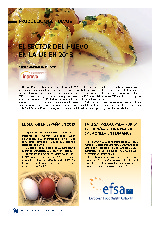 La EFSA, preocupada por la incidencia de una nueva salmonela en humanos