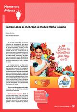 Camar lanza al mercado la marca Mamá Gallina