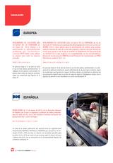 Resolución de 17 de marzo de 2015, de la Dirección General de Empleo, por la que se registran y publican las tablas salariales para los años 2014 y 2015 del Convenio Colectivo del sector de granjas avícolas y otros animales.