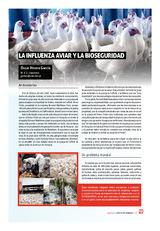 La influenza aviar y la bioseguridad