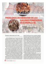 Problemas de bienestar de las gallinas ponedoras en Europa (y II)