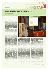 Plan Star de Avicultura 2015