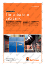 Big Dutchman - Intercambiador de calor Earny