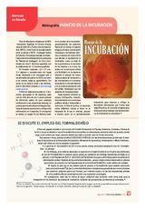 Bibliografía manejo de la incubación