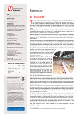 """Editorial - El """"aclarado"""""""