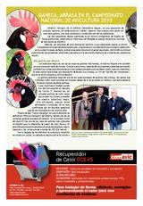 Debido a la gripe aviar, se suspende la Feria Foie Gras Expo, que debía tener lugar en Mont-de-Marsan del 23 al 25 marzo