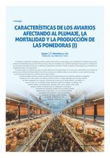 Características de los aviarios afectando al plumaje, la mortalidad y la producción de las ponedoras (I)