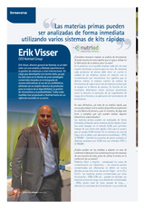 Entrevista - Erik Visser