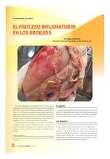 El proceso inflamatorio en los broilers