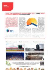 La Guía DSM de pigmentación de yema de huevo 2016 y el nuevo Abanico Colorimétrico DSM YolkFan™ ya están disponibles