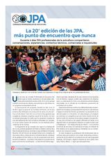 La 20ª edición de las JPA, más punto de encuentro que nunca