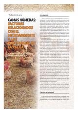 Camas húmedas: Factores relacionados con el microambiente y las propiedades de la yacija