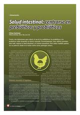 Salud intestinal: centrarse en prebióticos y probióticos