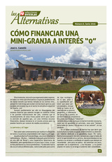 "Cómo financiar una  mini-granja a interés ""0"""