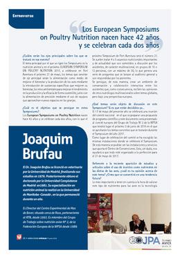 Entrevista: Joaquim Brufau